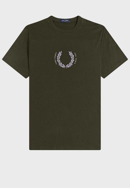 Casual Crew Neck T-Shirt