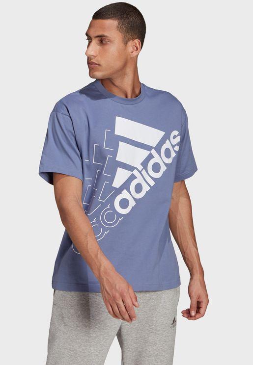 Brand Love Big Logo T-Shirt