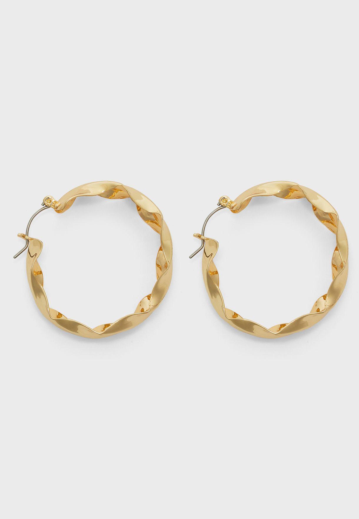 Maila Hoop Earrings