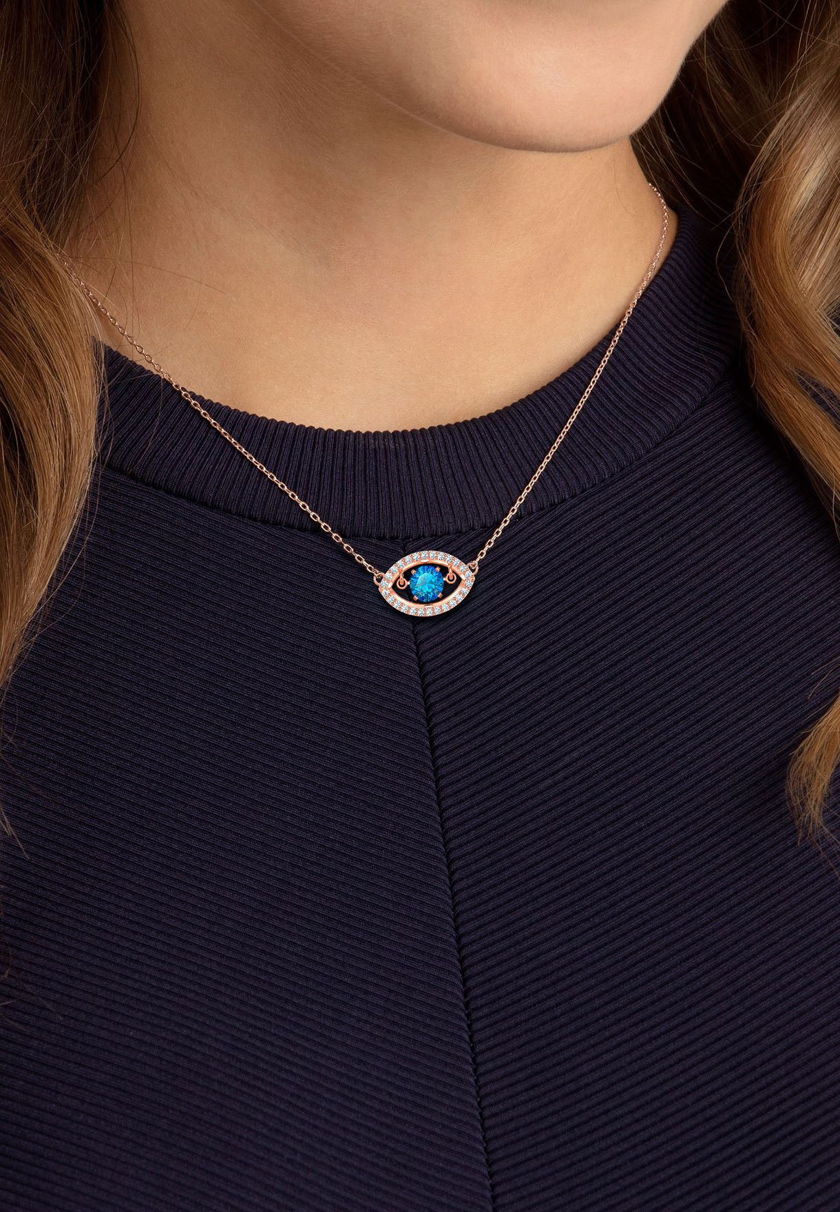 Luckily Evil Eye Necklace
