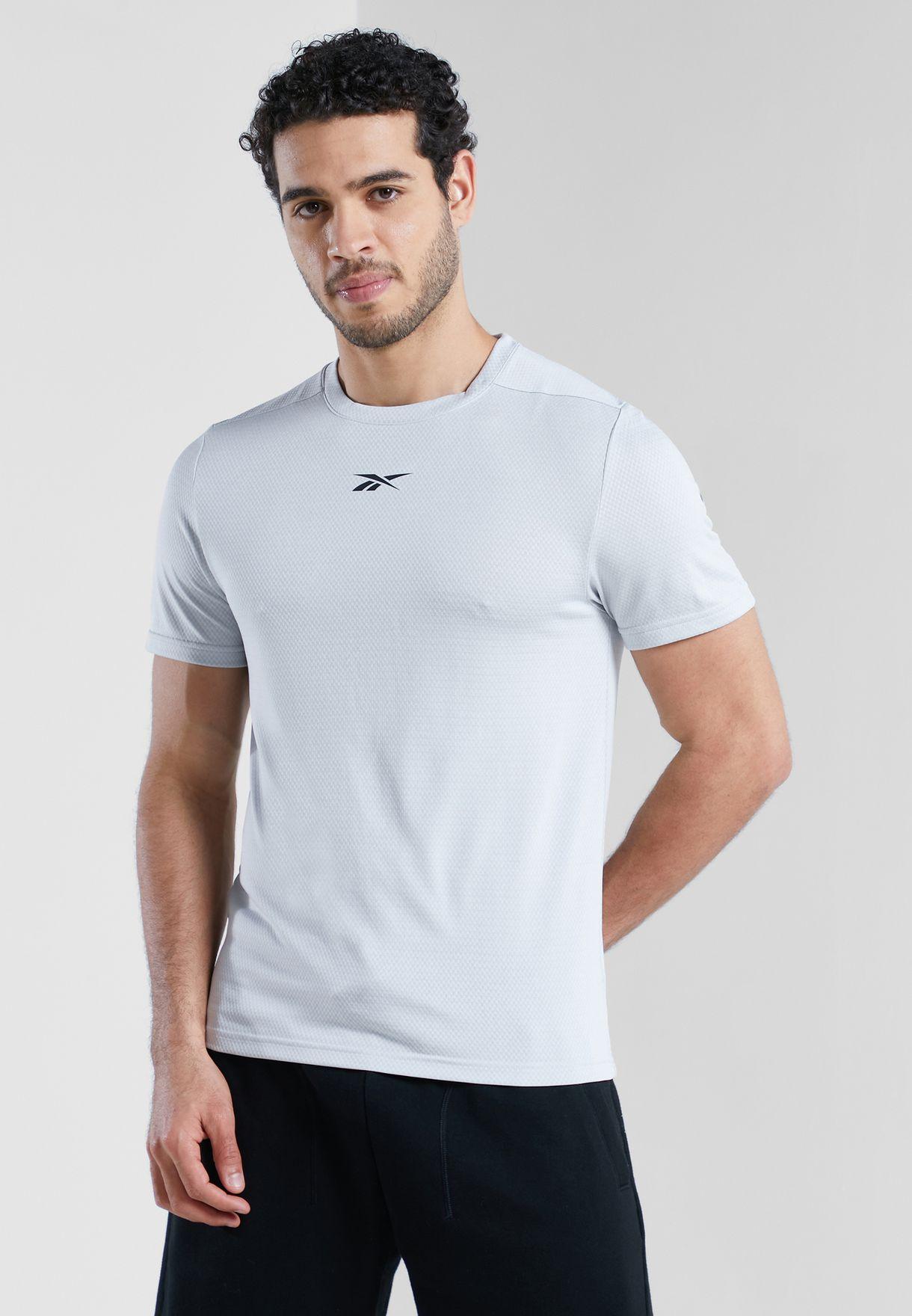 Workout Ready Melange T-Shirt