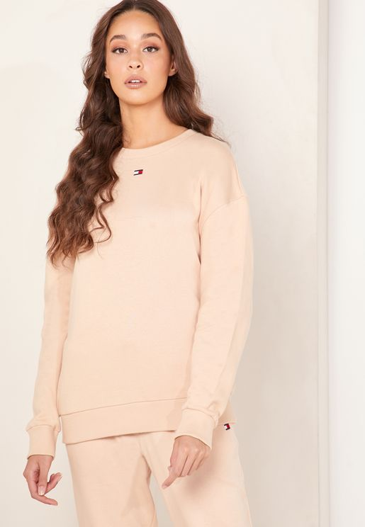 Long Sleeve Sleep Top