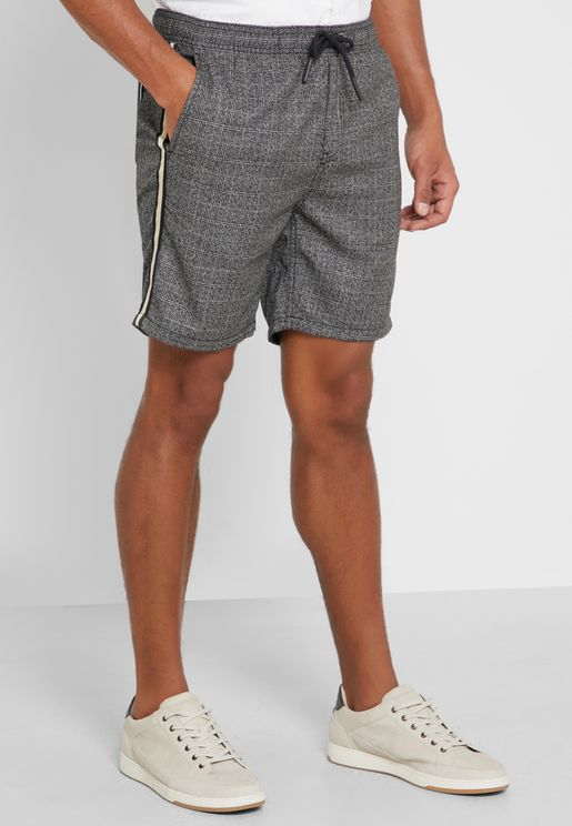 Side Tape Shorts
