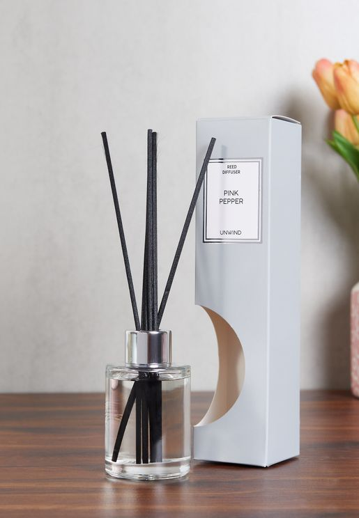 Pink Pepper Small Reed Diffuser 75Ml