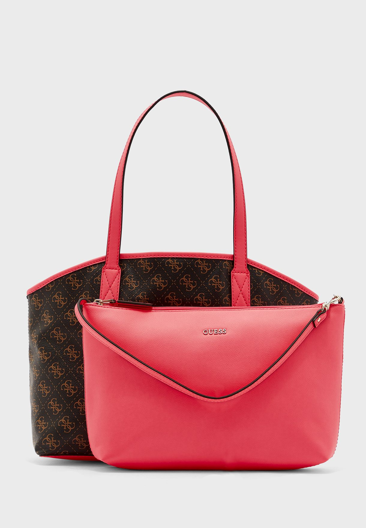 New Age Contrast Detail Tote