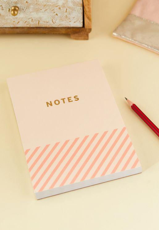 دفتر ملاحظات A6