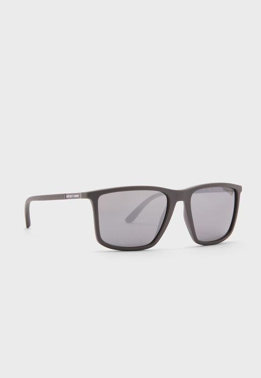 0Ea4161 Wayfarer Sunglasses