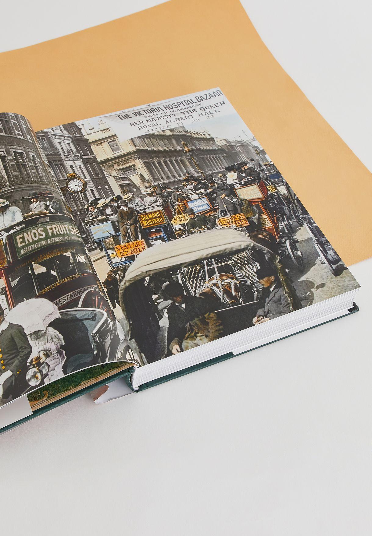 """كتاب """"صور من مدينة لندن"""""""