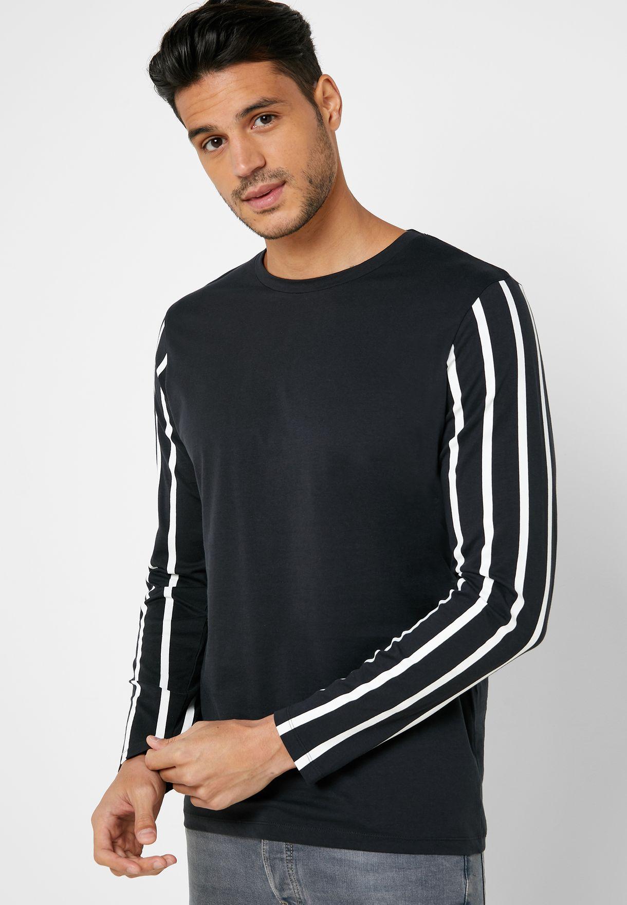 Loud Regular Fit Crew Neck T-Shirt