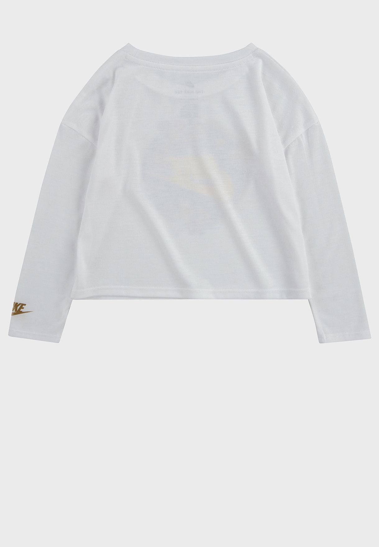 Infant Floral Futura T-Shirt