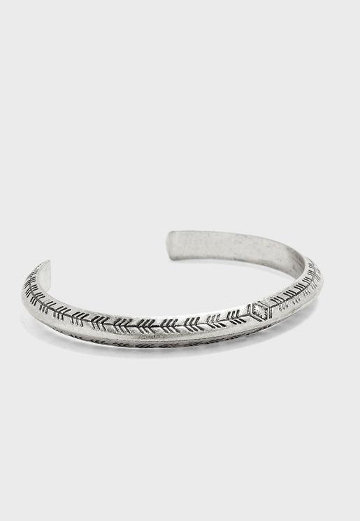 Abreojos Cuff Bracelet