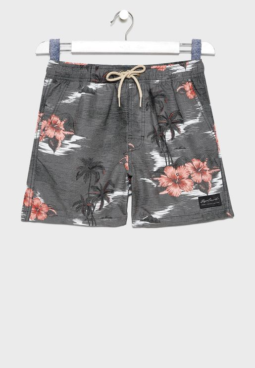 Youth Dreamers Volly Swim Shorts