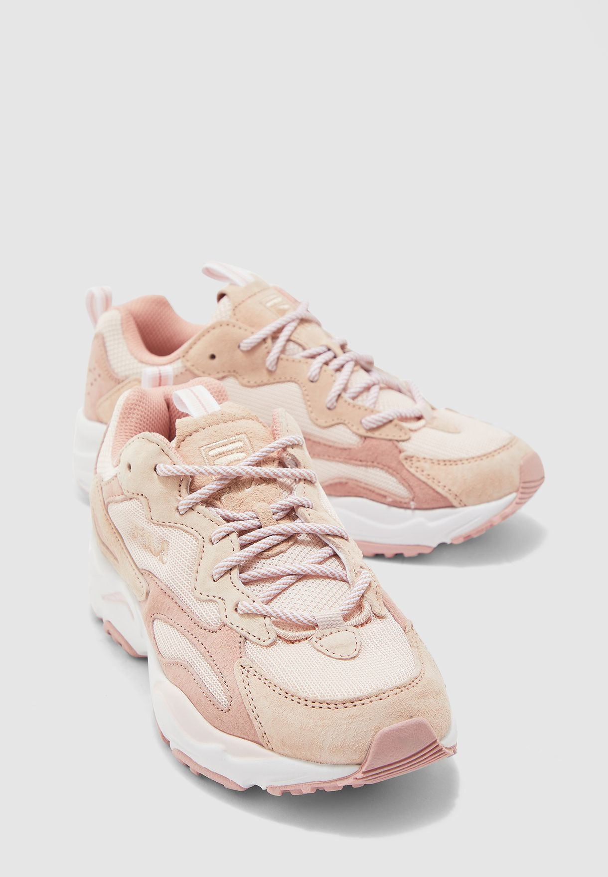 Buy Fila pink Ray Tracer for Women in
