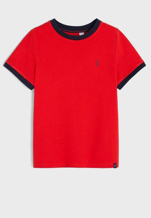 Kids Pique T-Shirt