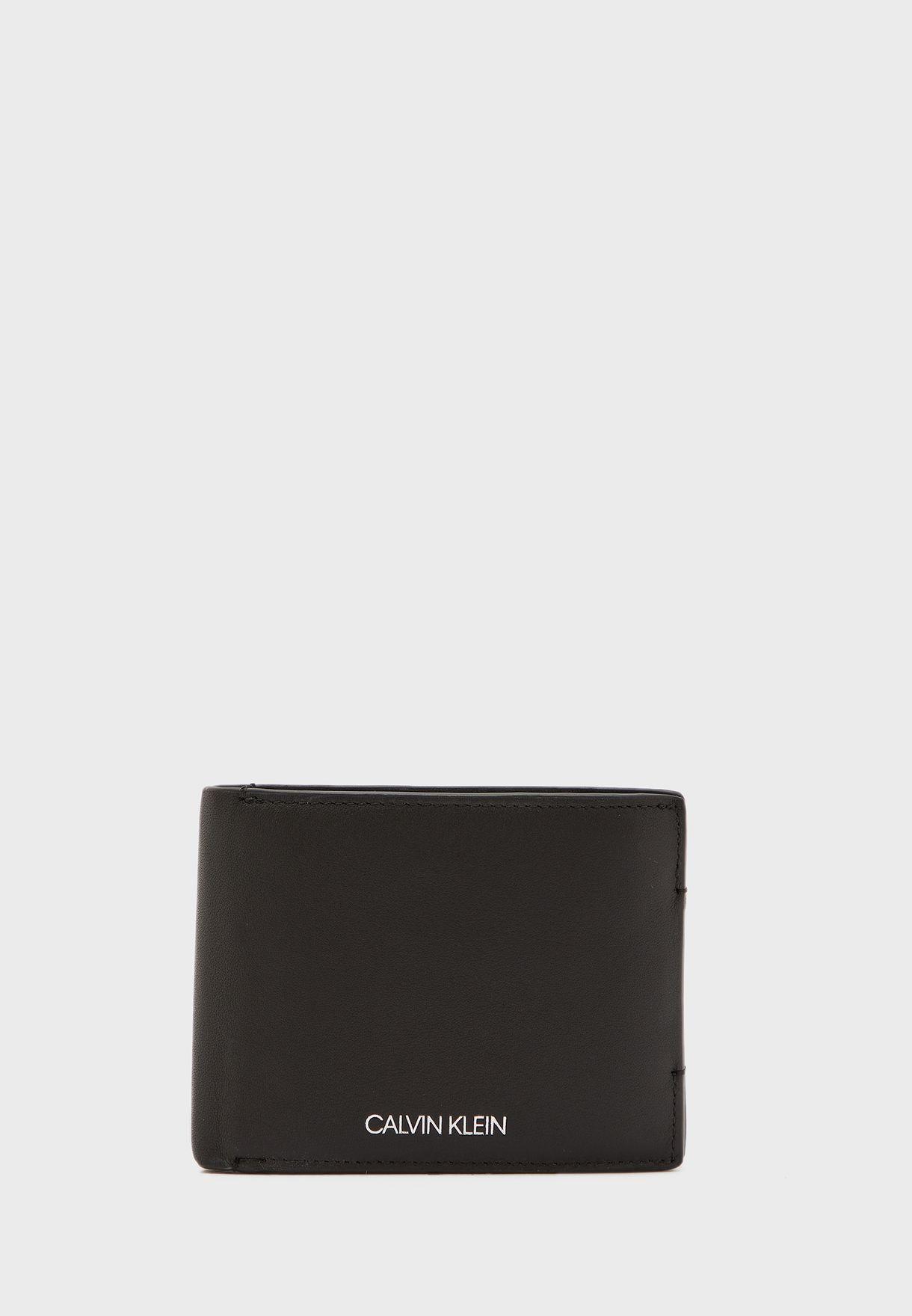 Logo Tri-Fold Wallet