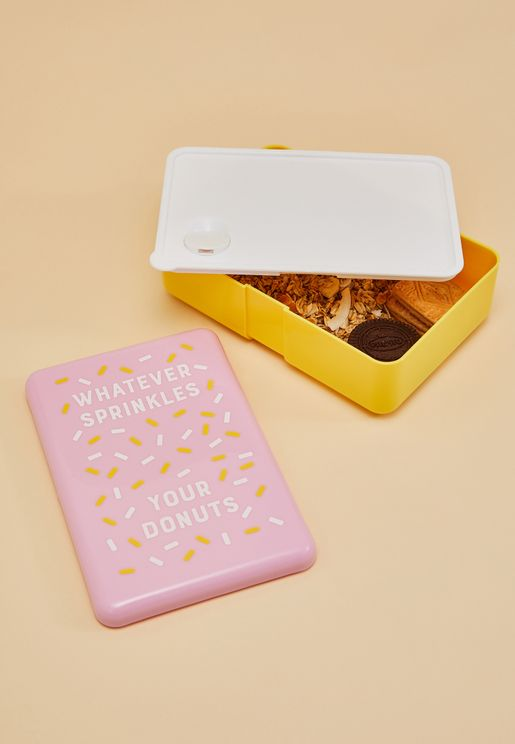 Sprinkles Lunch Box