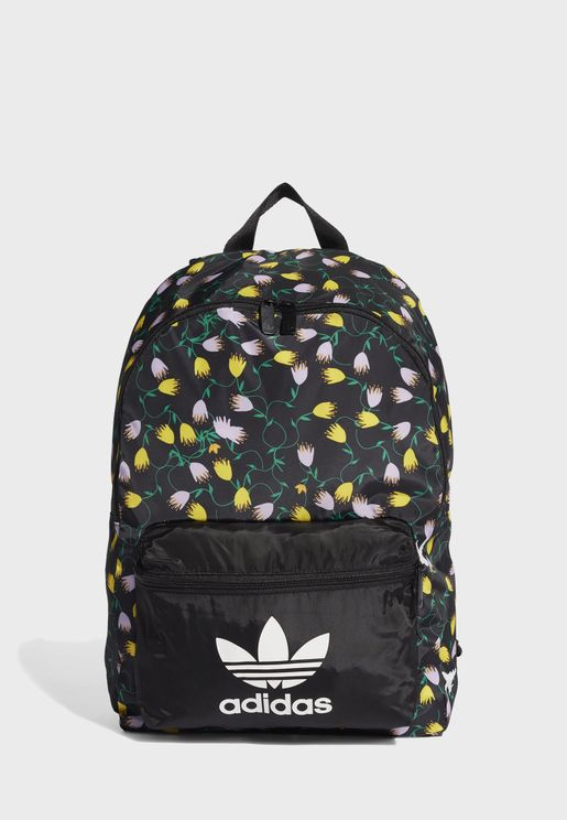 Trefoil Graphic Backpack