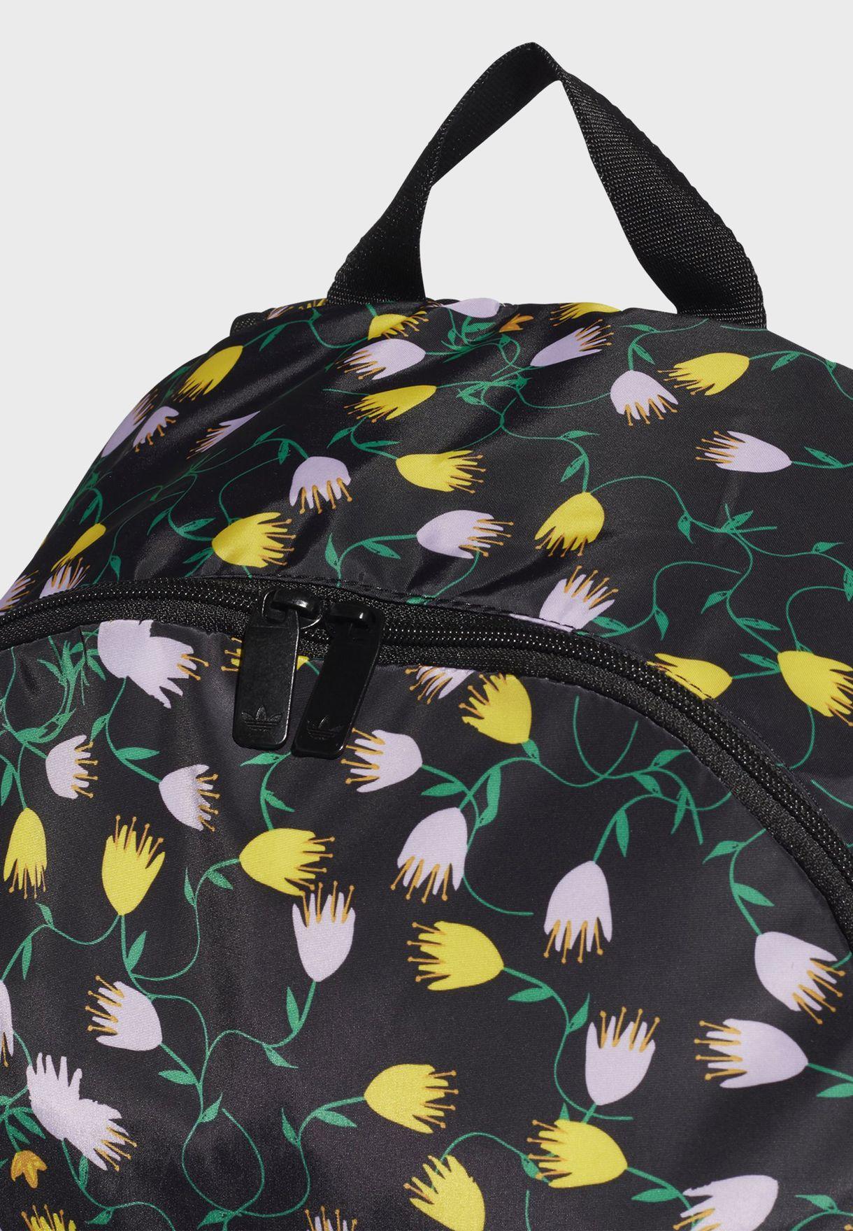 Trefoil Graphic Backpack