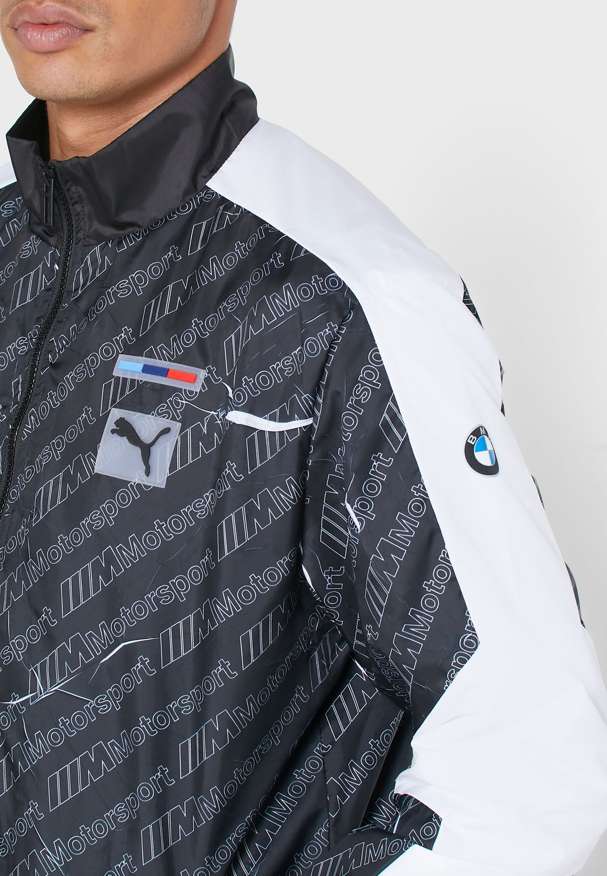 BMW MMS Street Jacket