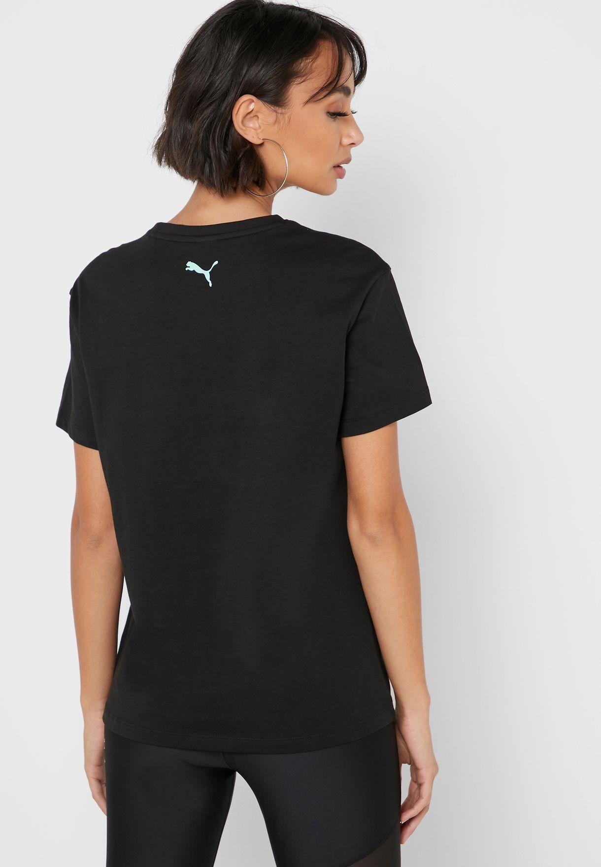 Evide Form Stripe T-Shirt