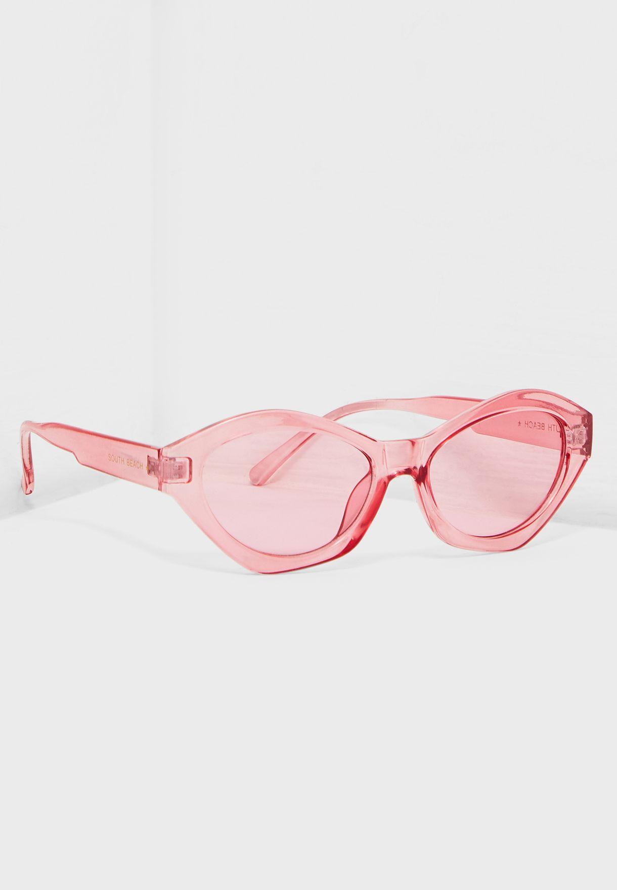 Sparkle Frame Sunglasses