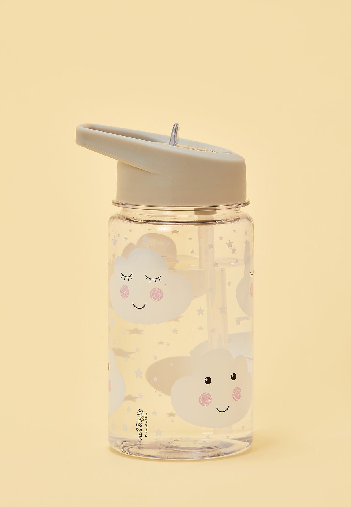 Drink Up Sweet Dreams Cloud Water Bottle