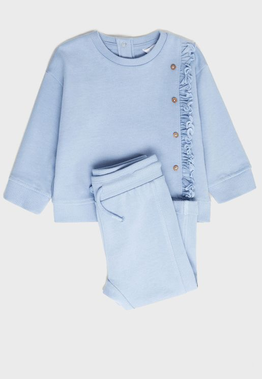 Infant Saturn Sweatshirt