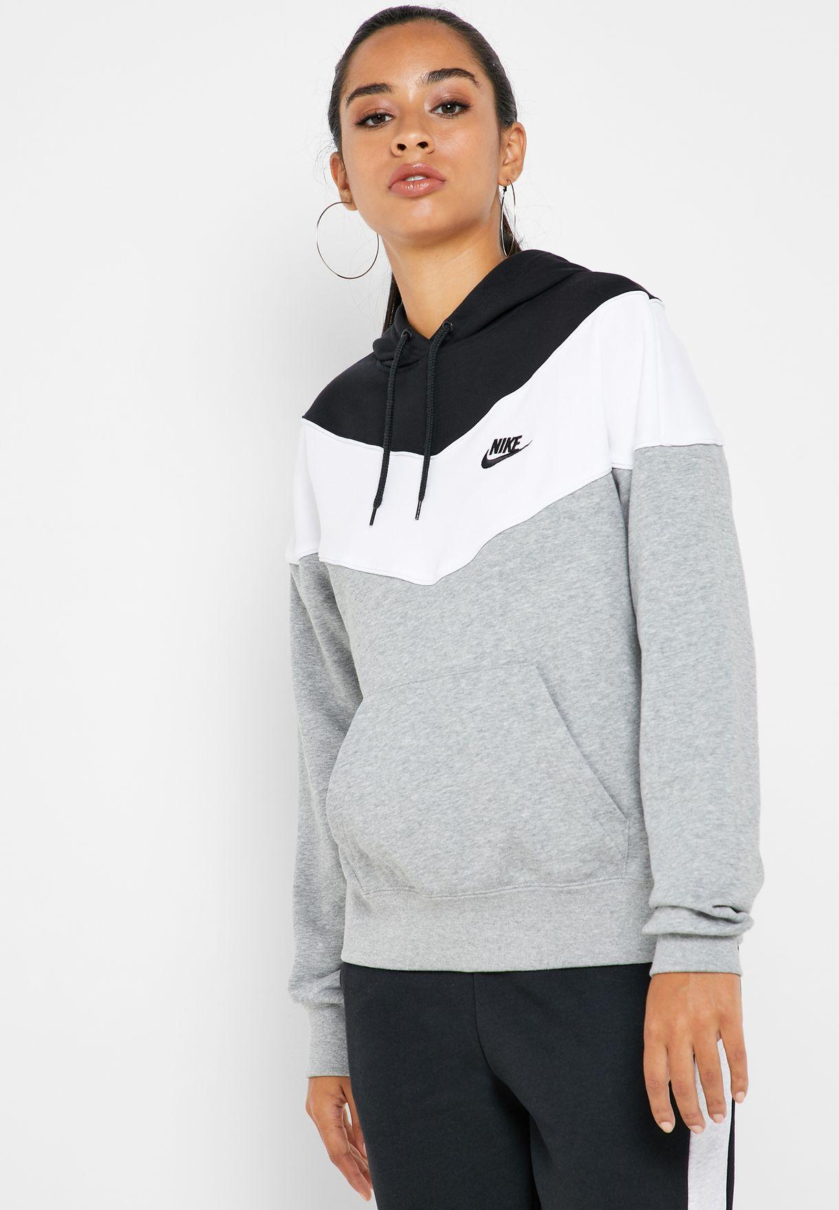 Nike WMNS NSW Heritage Hoodie SB (BV4956) ab 43,89
