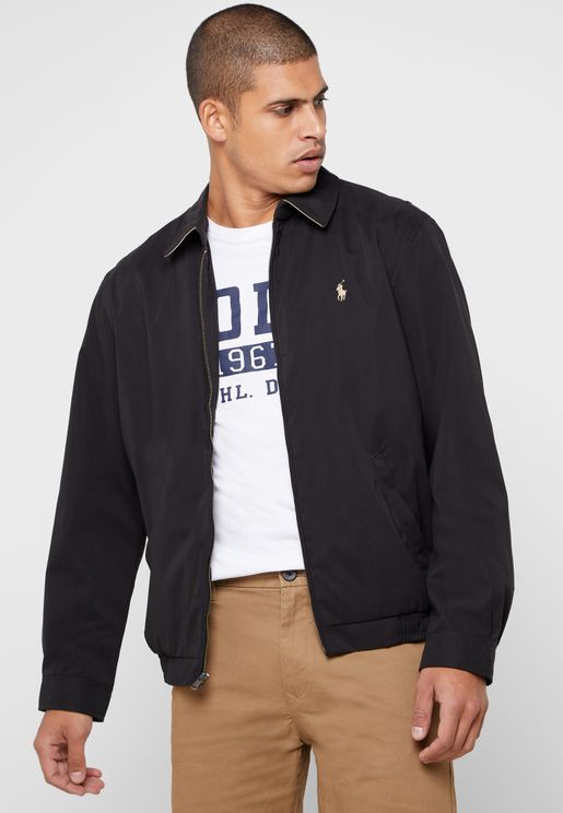 Bi-Swing Windbreaker Jacket