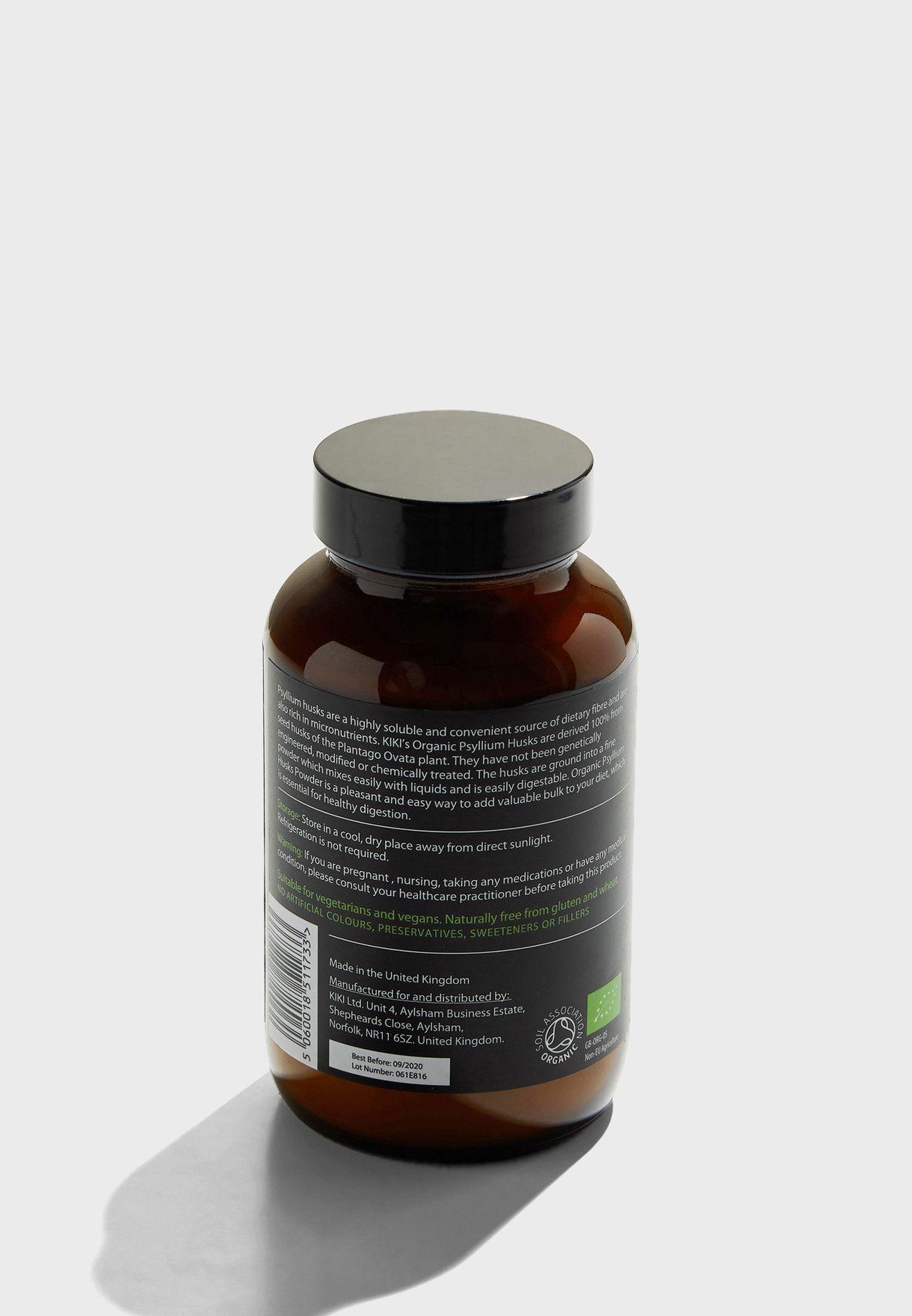 قشور سيلليوم عضوية - 275 جم