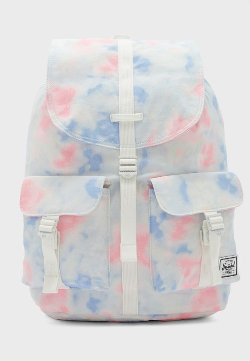 Dawson Front Zip Pocket Backpack