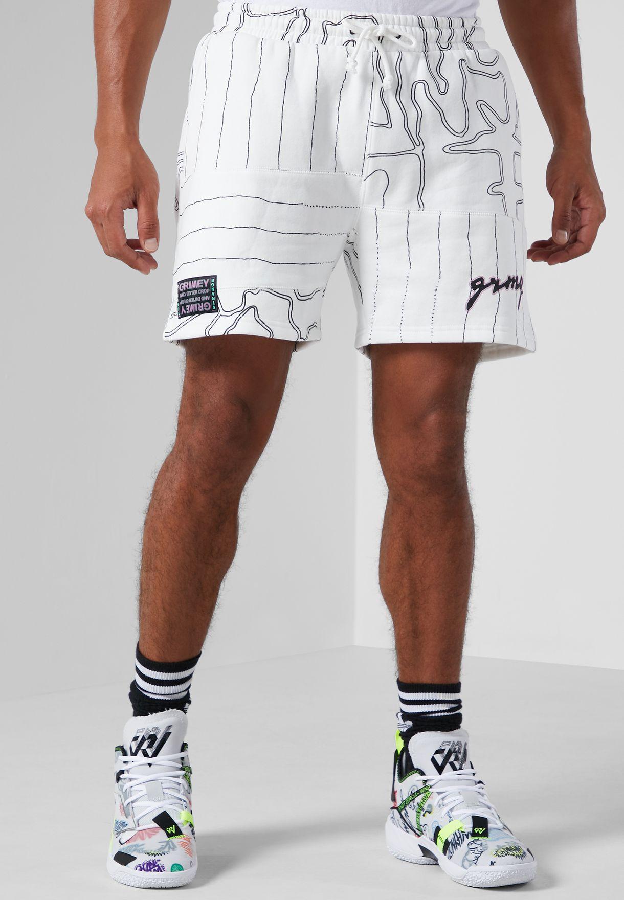 Strange Fruit Shorts