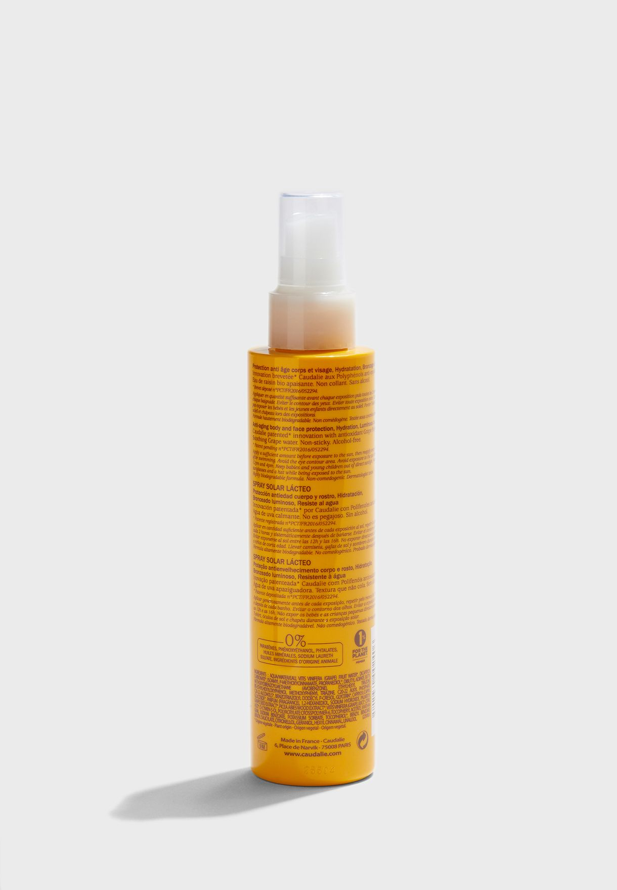 Milky Sun Spray Spf 50 - 150ml
