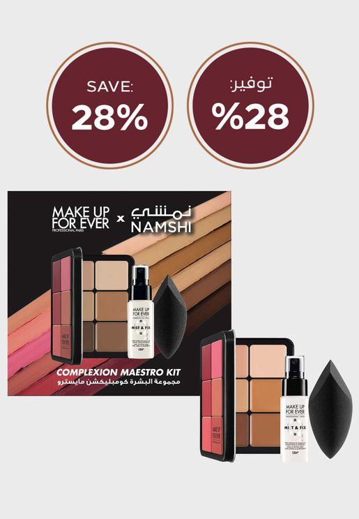 Complexion Maestro Kit, 28% Savings