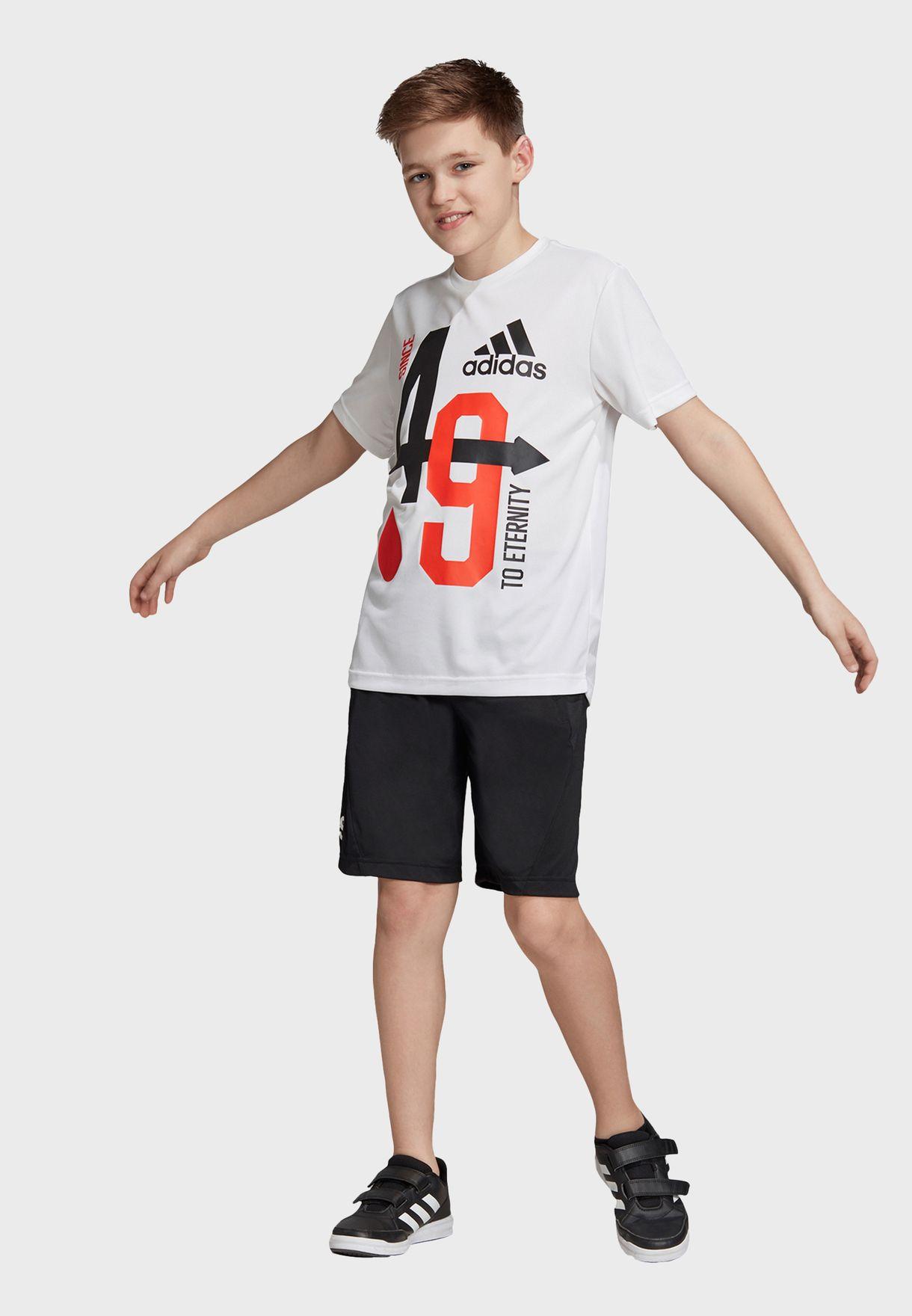 Youth Training Anniversary T-Shirt