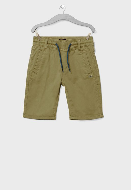 Youth Casual Shorts