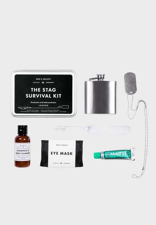 The Stag Survival Kit