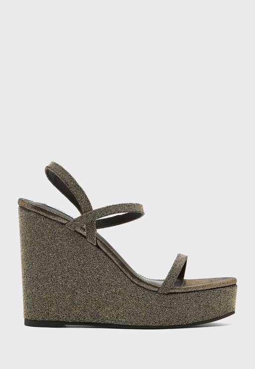 Skylight-C Wedge Sandals