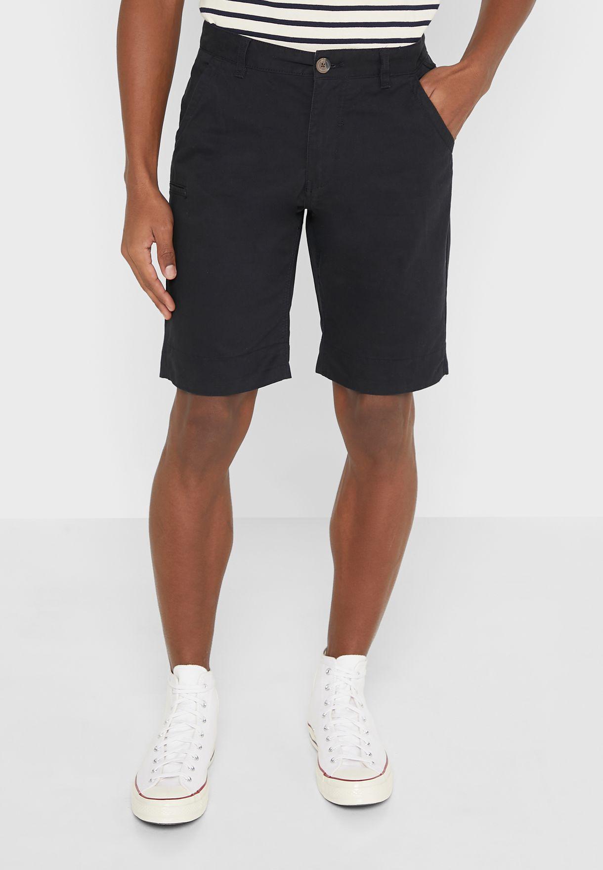 Turn Up Legs Shorts