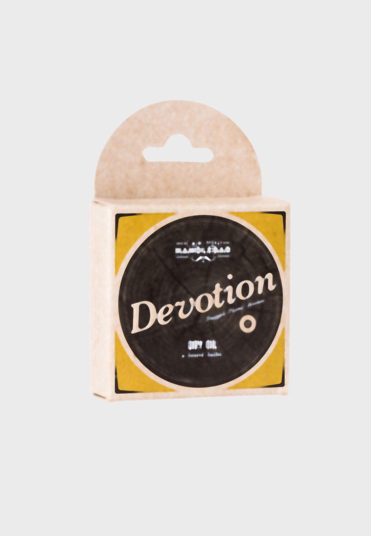 Dry Oil Beard Balm - Devotion