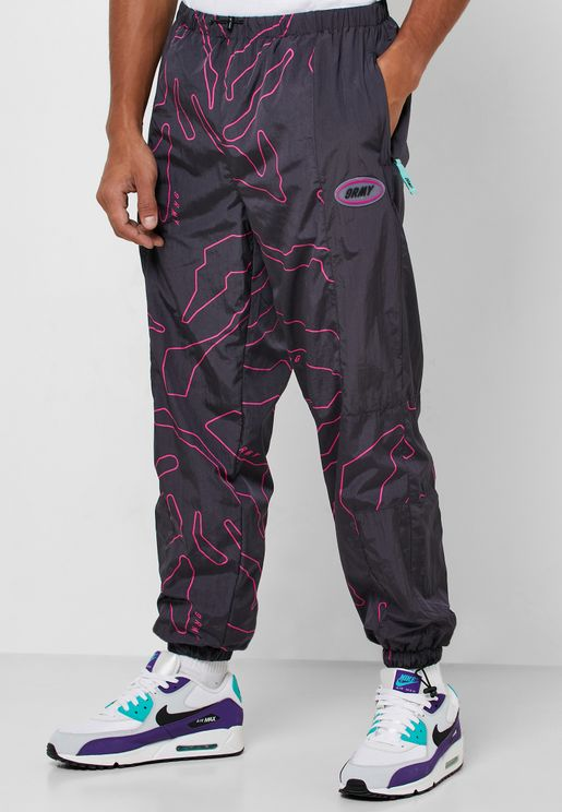 Mysterious Vibes Track Pants