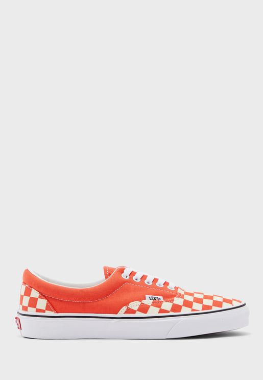 Checkerboard Era Sneakers