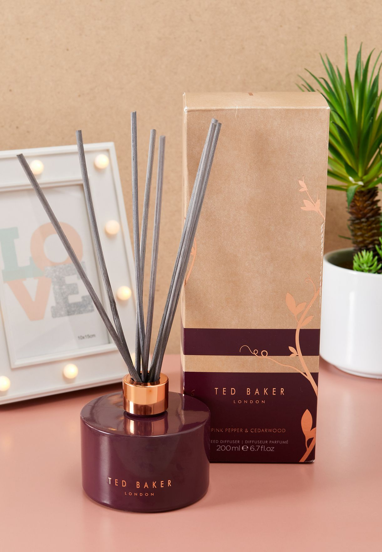 Difania Fig Scented Diffuser