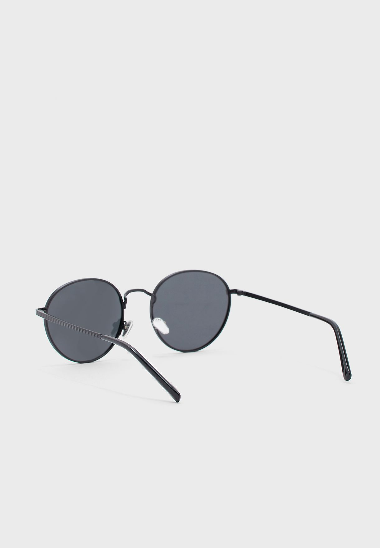 Round Polarised Sunglasses