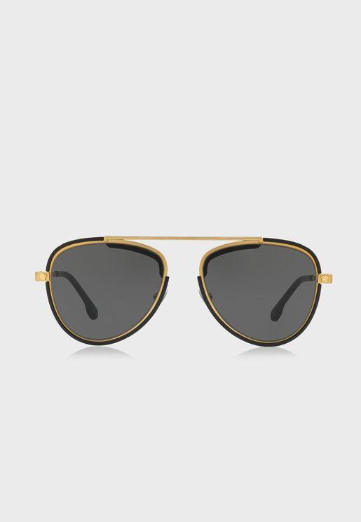 0VE2193 Aviator Sunglasses