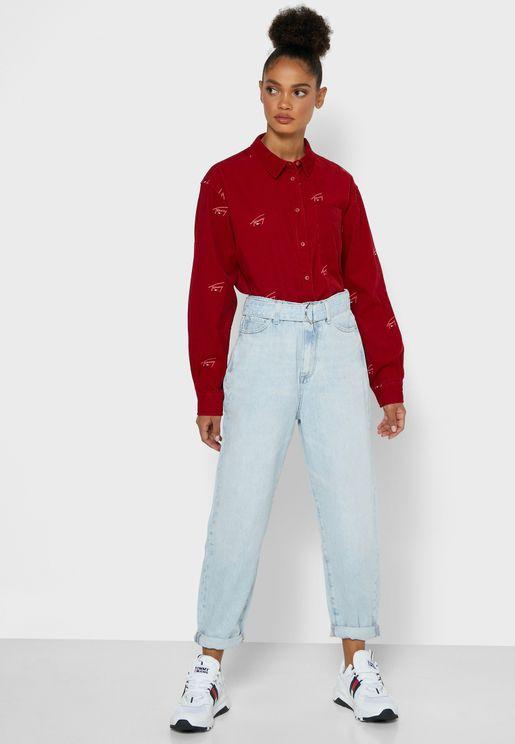 جينز بخمسة جيوب