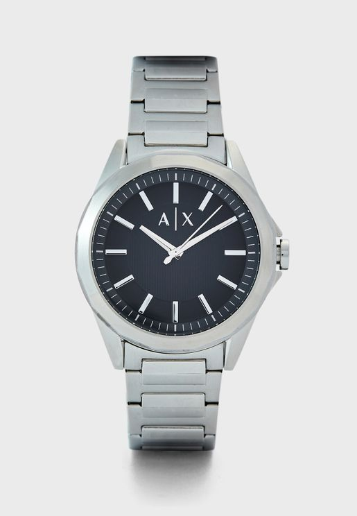 AX2618 Analog Watch