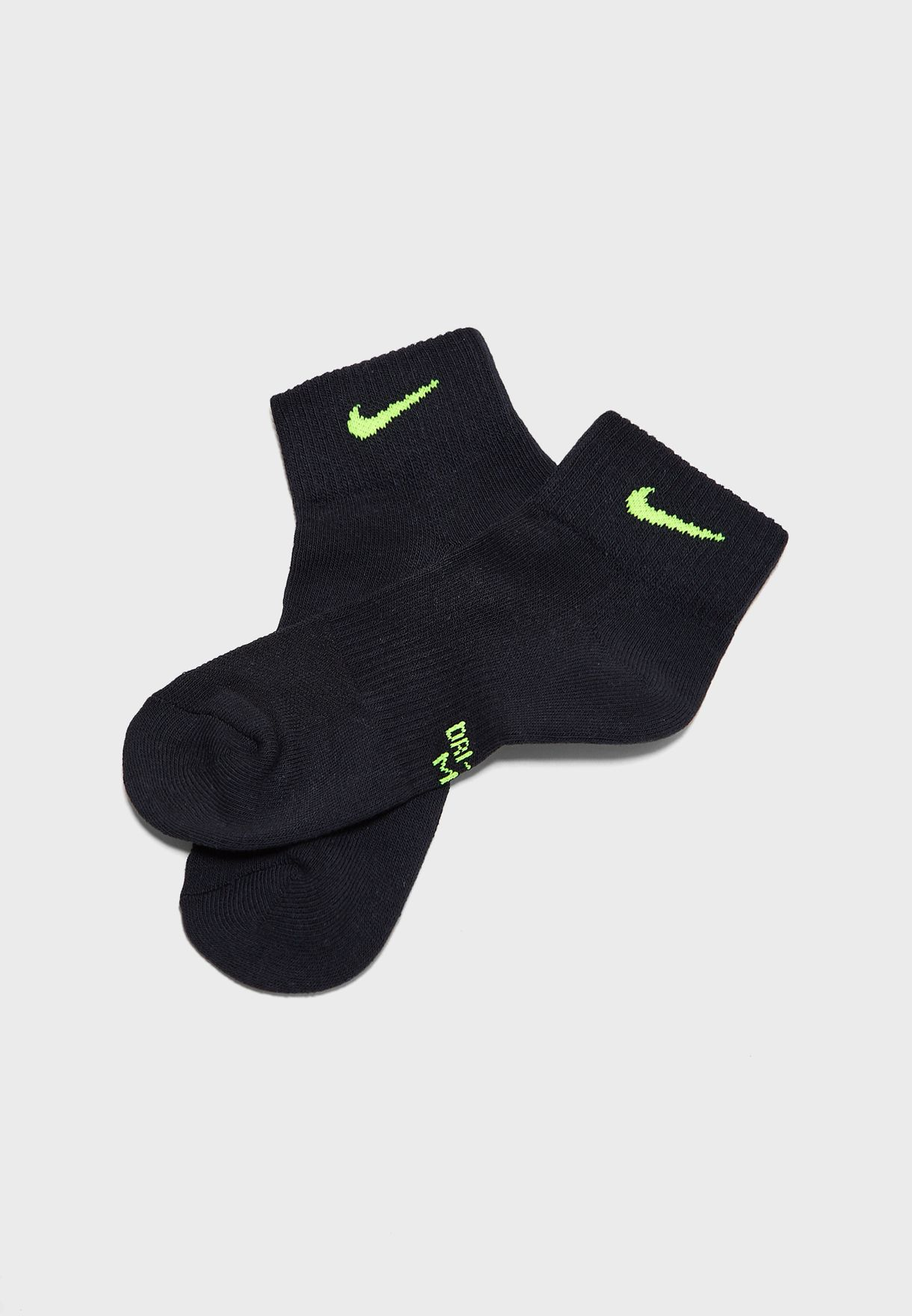 3 Pack Everyday Cushion Ankle Socks