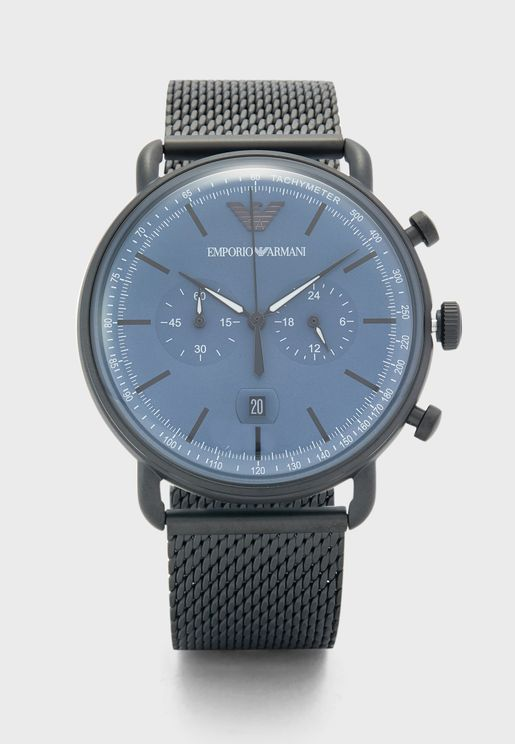 Ar11201 Analog Watche