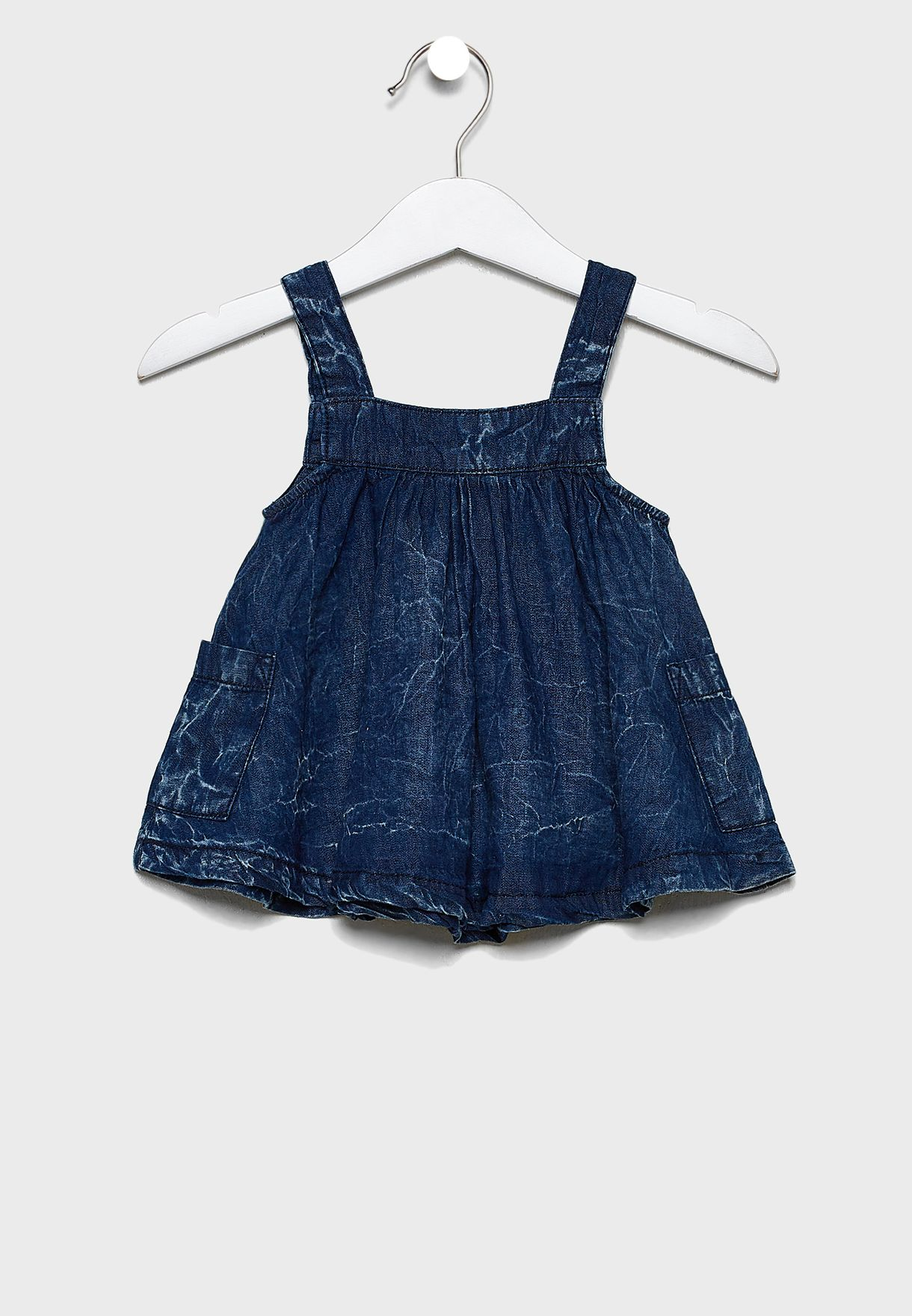 Infant Denim Dungaree